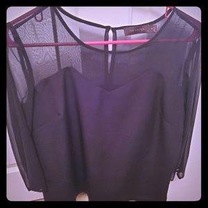 Dressy black Limited blouse
